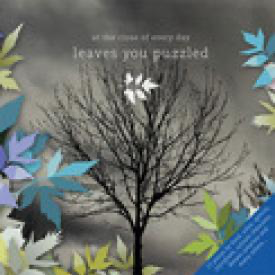 at the close of every day - leaves you puzzled (limited puzzle edition)